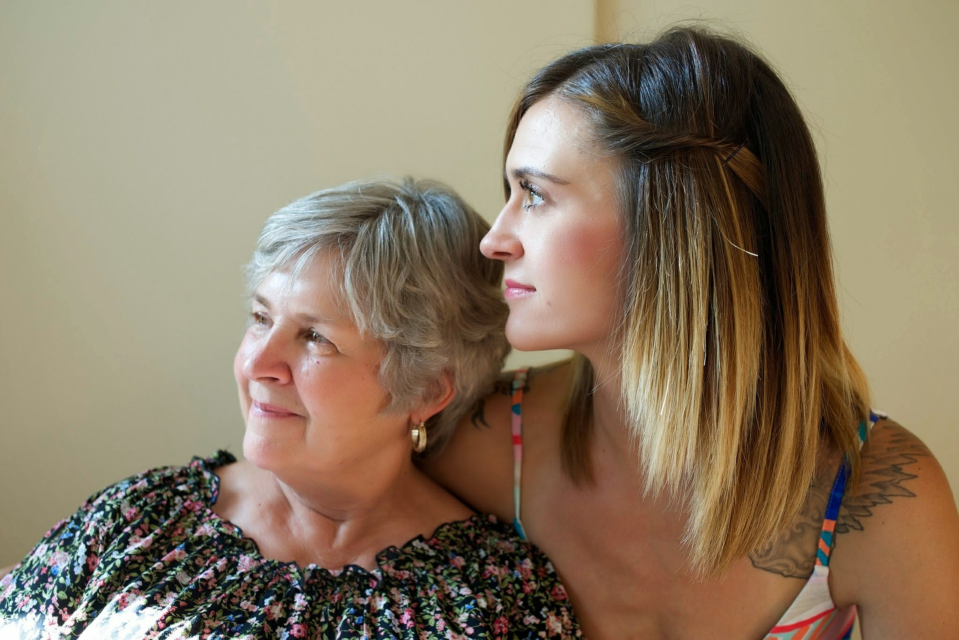 отношения между матерью и взрослой дочерью