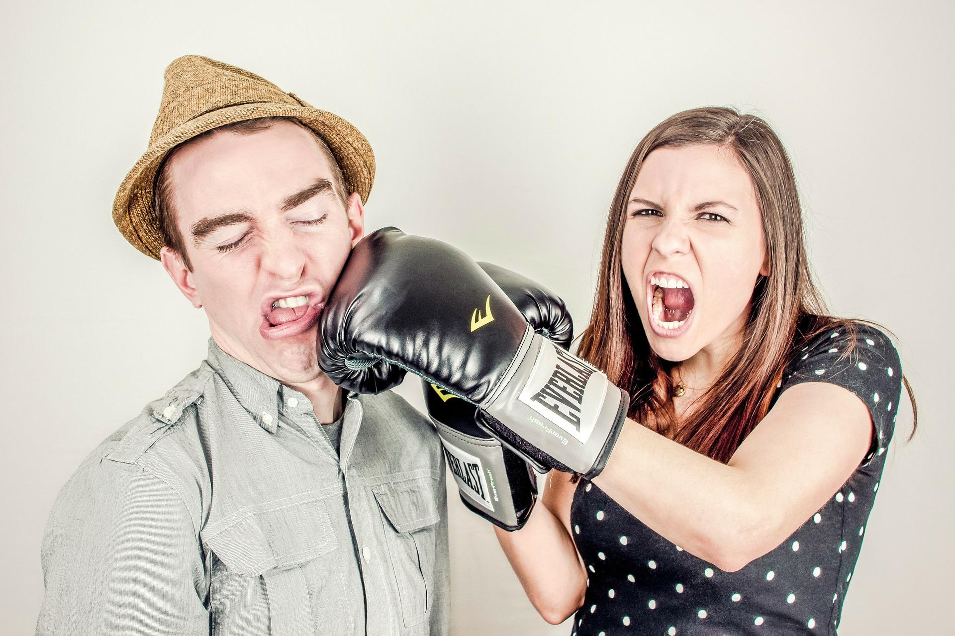 психология конфликтных отношений